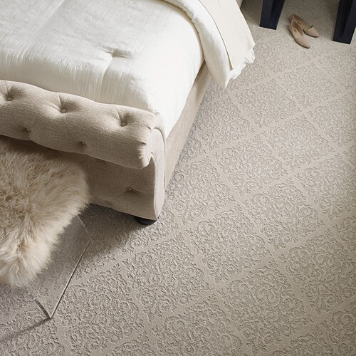 Urban Glamour Bedroom carpet | Flooring By Design