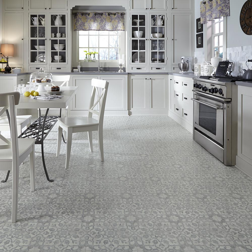 Kitchen Vinyl flooring | Flooring By Design