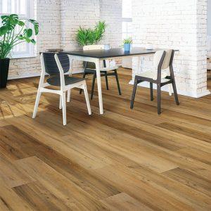 Vinyl Floor finishing | Flooring By Design