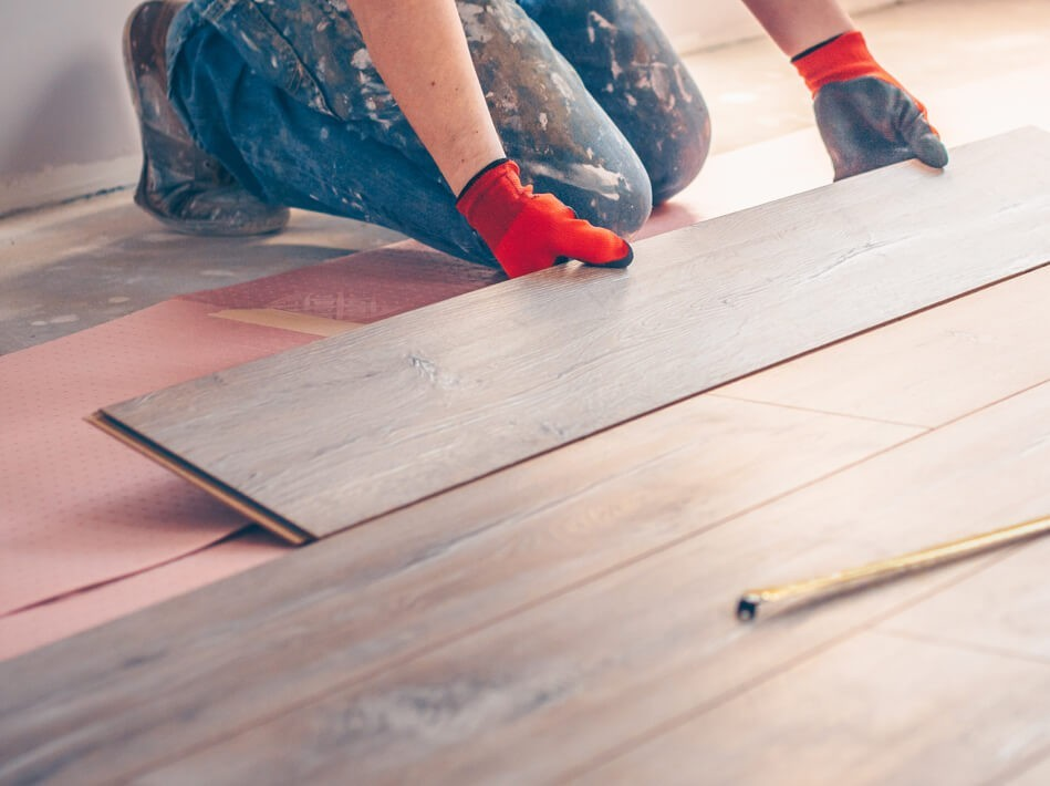Hardwood Floor installation | Flooring By Design