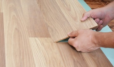 Laminate installation | Flooring By Design