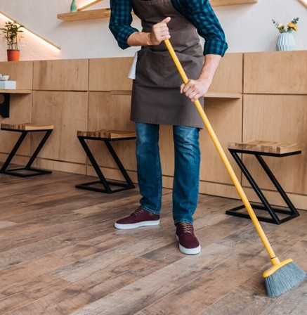Hardwood cleaning | Flooring By Design