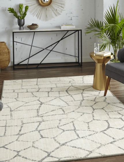 Stabilizes to the rugs | Flooring By Design
