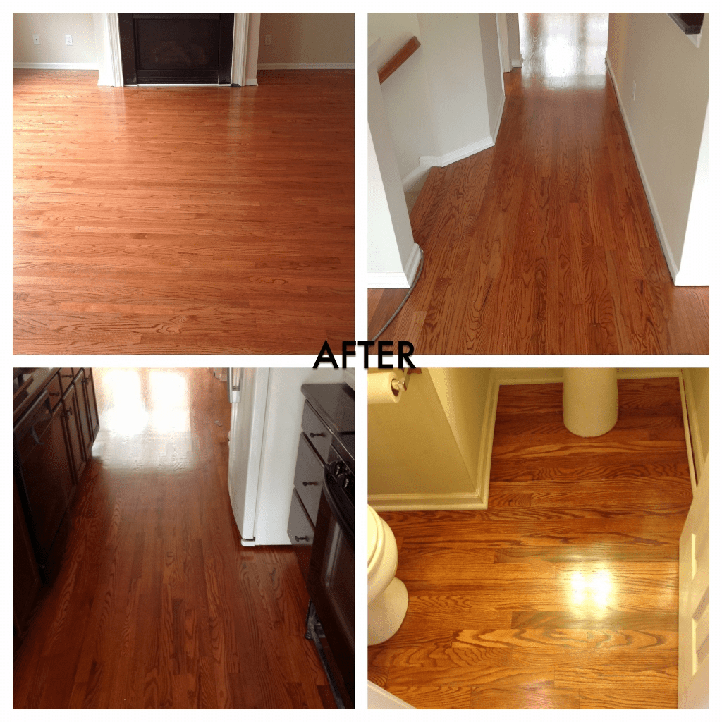 Before after flooring installation | Flooring By Design
