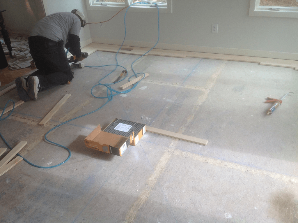 Flooring installation Durham, NC | Flooring By Design