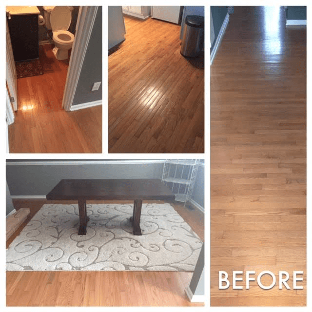 Before after flooring | Flooring By Design