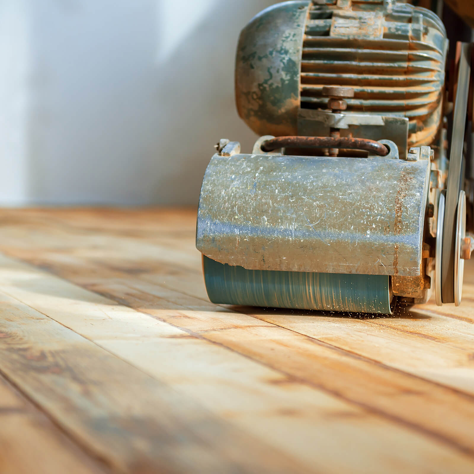 Hardwood Restoration | Flooring By Design