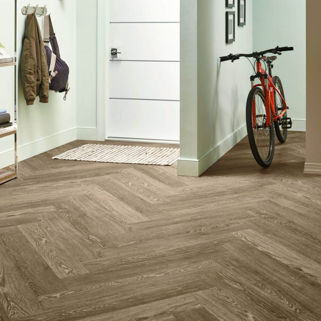 Bicycle on flooring | Flooring By Design